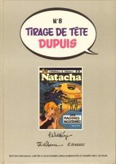 Natacha -9TT- Les machines incertaines