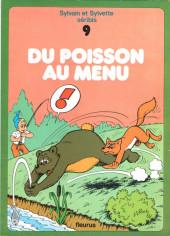 Sylvain et Sylvette -9- Du poisson au menu