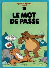 Sylvain et Sylvette -13- Le mot de passe