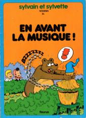 Sylvain et Sylvette -16- En avant la musique