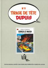 Tif et Tondu -30TT- Echecs et match