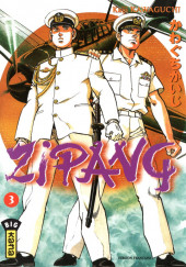 Couverture de Zipang -3- Volume 3
