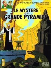 Blake et Mortimer (Publicitaire) -5Esso- Le Mystère de la Grande Pyramide - Tome 2