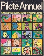 (Recueil) Pilote (Annuel) -1- Cru 1972