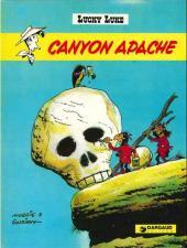 Lucky Luke -37a81a- Canyon Apache