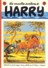 Harry sauve la planète -3- Les nouvelles aventures de Harry