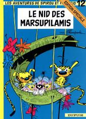 Spirou et Fantasio -12ES- Le nid des Marsupilamis