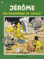 Jérôme -78- Les chaudrons de Cocolo
