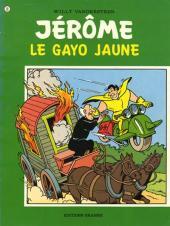 Jérôme -73- Le Gayo jaune