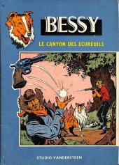 Bessy -59- Le canyon des écureuils