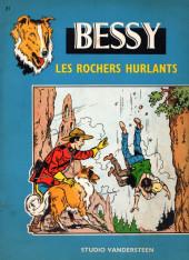 Bessy -31- Les rochers hurlants