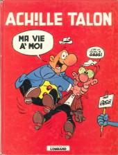 Achille Talon -21'- Ma vie à moi