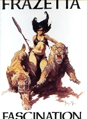 (AUT) Frazetta -4- Fascination