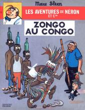 Néron et Cie (Les Aventures de) (Érasme) -25- Zongo au congo