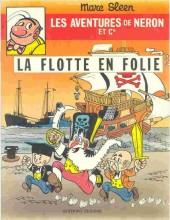 Néron et Cie (Les Aventures de) (Érasme) -52- La flotte en folie