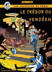 César, Jessica et les autres (Les aventures de) -2- Le trésor du Vendéen