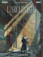 Les cités obscures -H02a- L'archiviste