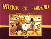 Luc Bradefer - Brick Bradford -7- Le sorcier des Wanchis-Lord Banknote-Les passages de l'étoile d'Argola (1p)