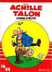 Achille Talon (16/22) -640b- Voisin d'élite