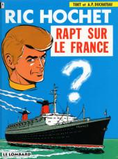 Ric Hochet -6b93- Rapt sur le France