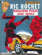 Ric Hochet -16c93- Requiem pour une idole