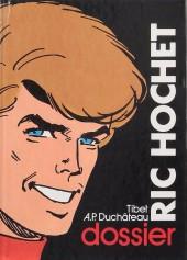 Ric Hochet -HS3- Dossier Ric Hochet