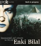 Immortel ad vitam - Immortel ad vitam - Un film de Enki Bilal