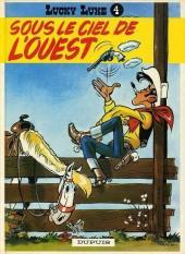 Lucky Luke -4c88- Sous le ciel de l'Ouest