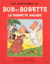 Bob et Bobette -5- La Trompette Magique