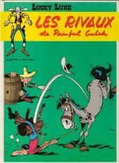 Lucky Luke -19FL- Les Rivaux de Painful Gulch