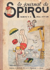 (Recueil) Spirou (Album du journal) -3- Spirou album du journal