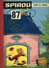 (Recueil) Spirou (Album du journal) -87- Spirou album du journal