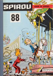 (Recueil) Spirou (Album du journal) -88- Spirou album du journal