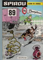 (Recueil) Spirou (Album du journal) -89- Spirou album du journal