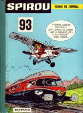(Recueil) Spirou (Album du journal) -93- Spirou album du journal