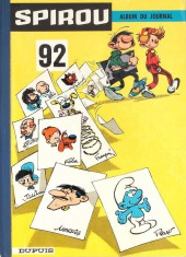 (Recueil) Spirou (Album du journal) -92- Spirou album du journal
