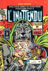L'inattendu (Arédit) -19- L'ombre du Docteur Doom