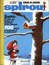 (Recueil) Spirou (Album du journal) -112- Spirou album du journal