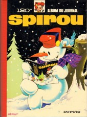 (Recueil) Spirou (Album du journal) -120- Spirou album du journal