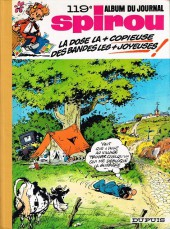 (Recueil) Spirou (Album du journal) -119- Spirou album du journal