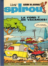 (Recueil) Spirou (Album du journal) -114- Spirou album du journal
