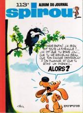 (Recueil) Spirou (Album du journal) -113- Spirou album du journal
