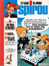 (Recueil) Spirou (Album du journal) -127- Spirou album du journal