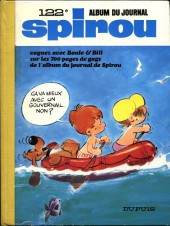 (Recueil) Spirou (Album du journal) -122- Spirou album du journal
