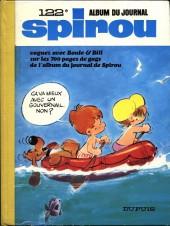 (Recueil) Spirou (Album du journal) -122- Spirou album du journal