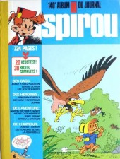 (Recueil) Spirou (Album du journal) -140- Spirou album du journal