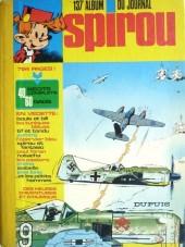 (Recueil) Spirou (Album du journal) -137- Spirou album du journal
