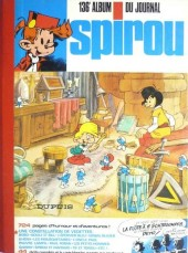 (Recueil) Spirou (Album du journal) -136- Spirou album du journal