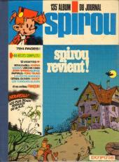 (Recueil) Spirou (Album du journal) -135- Spirou album du journal