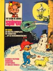 (Recueil) Spirou (Album du journal) -146- Spirou album du journal